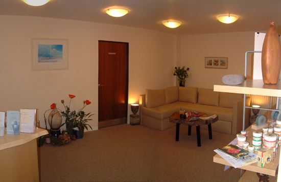 Heddon Holistic Therapy Centre Main Room
